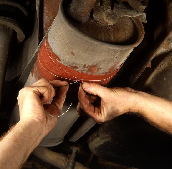 Faut-il faire changer toute la ligne d'échappement de sa voiture?